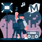 Musikvideo M